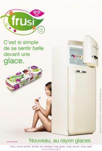 Publicité Frusi 2008