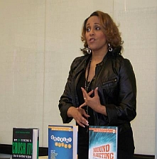 Pam Perry, Social Media Strategist