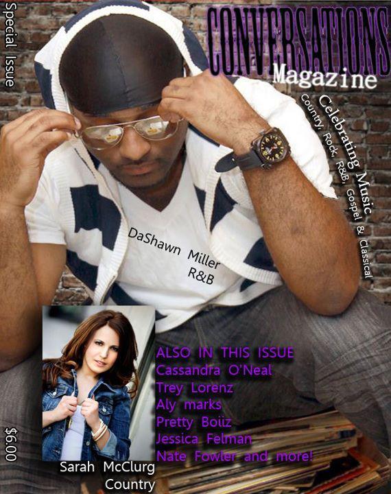 dashawn magazine new
