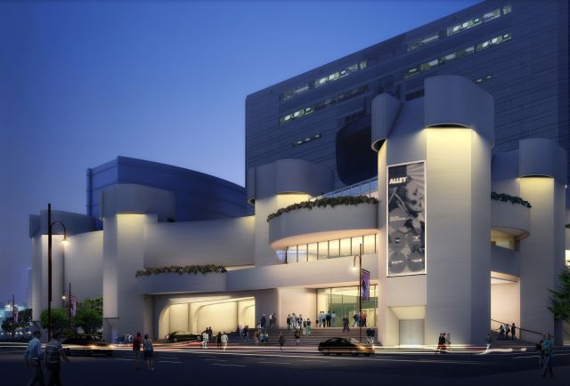 Alley Theatre Renovation Awarded To Studio Red Architects