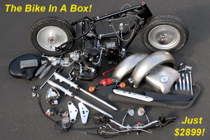 Bobber In A Box Kits