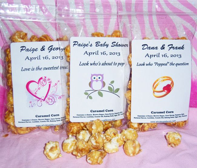 Affordable Personalized Wedding Favors