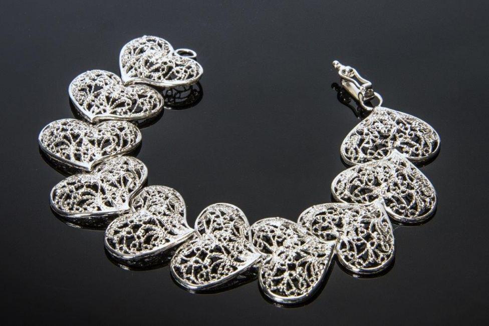 Washington DC Boutique Features Handmade Peruvian Silver