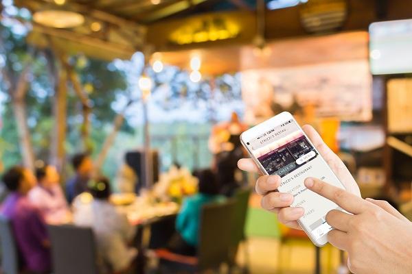 Ordering Mobile App Food Phone