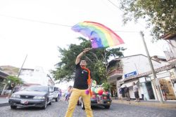 Vallarta Pride Parade in Puerto Vallarta