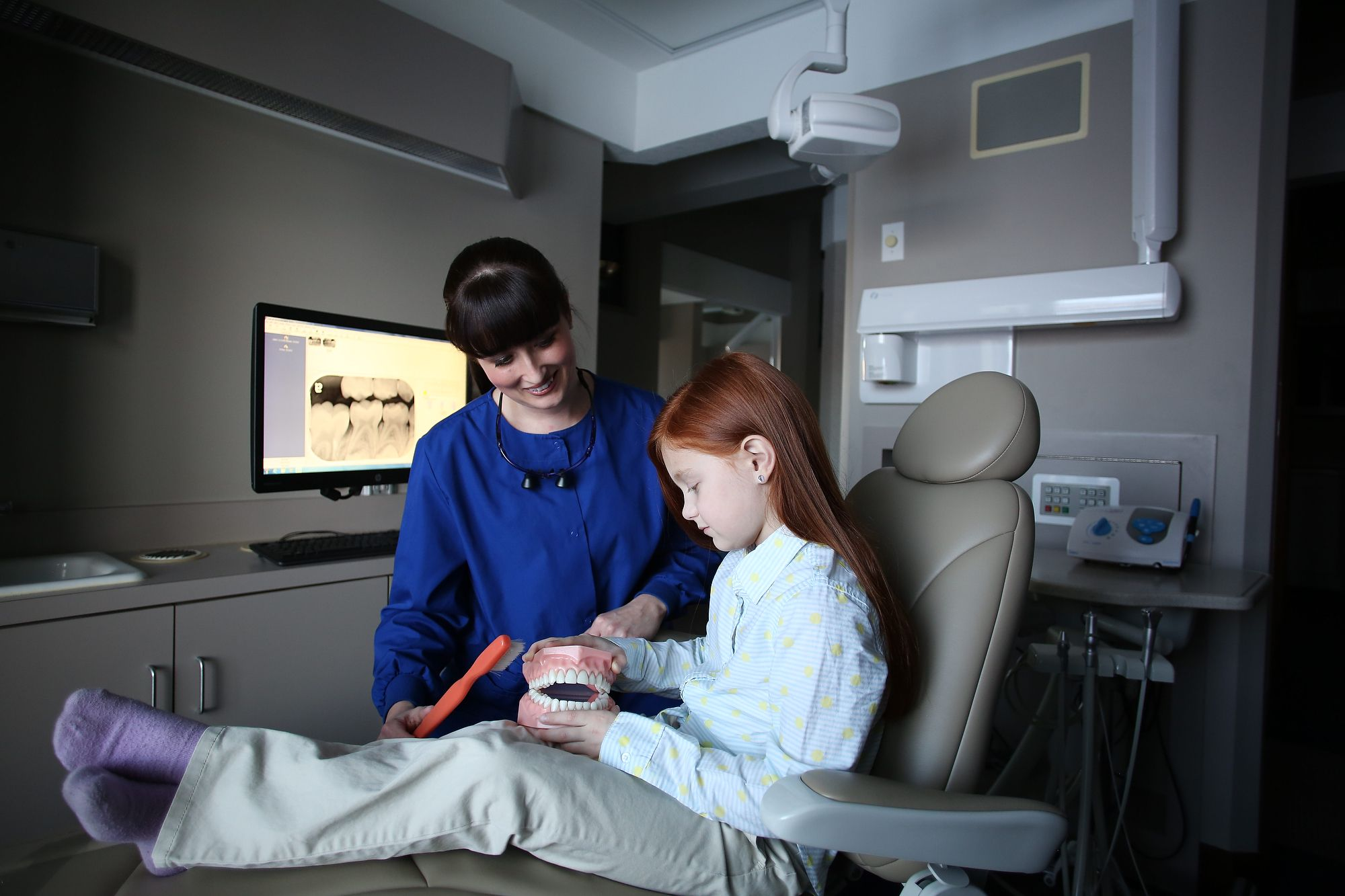 Dental Hygiene For Kids Begins With Teaching Them At A Young Age Rlj Dental