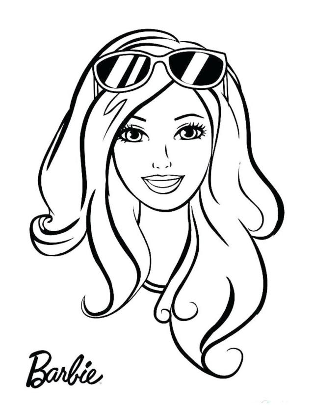 Barbie Coloring Pages And Other Free Printable Coloring Page Themes