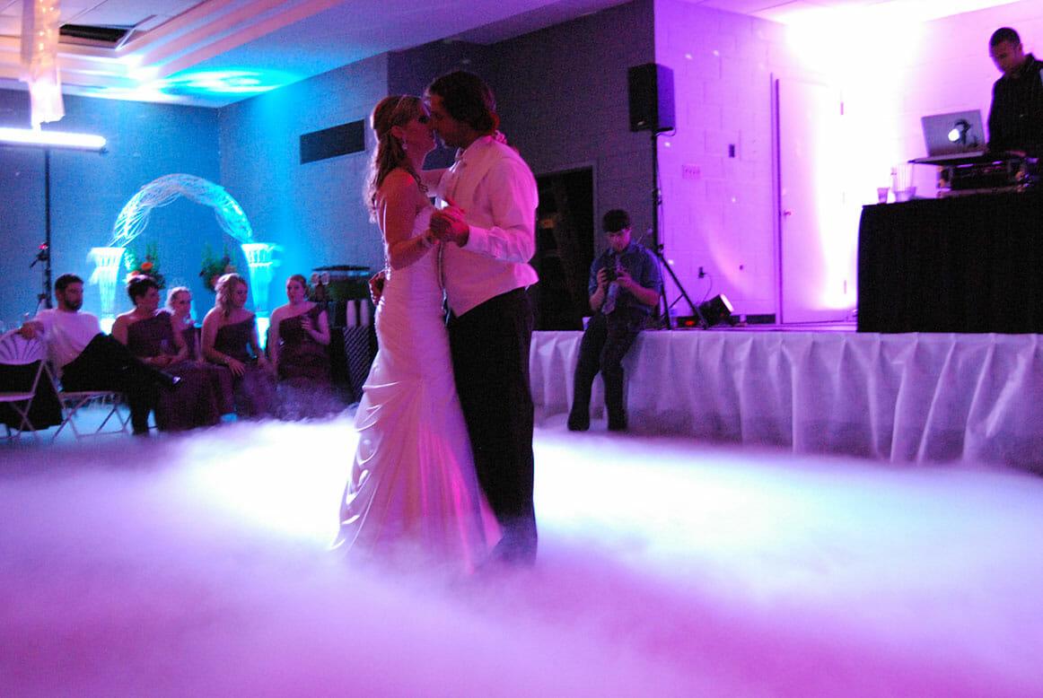 Dancing on a Cloud - Duluth Wedding DJs