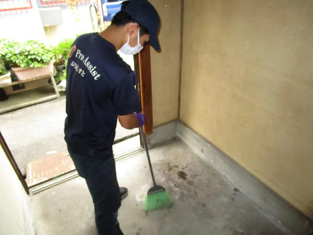 大阪府守口市にて生前整理及び家屋解体作業のご依頼を頂きましたので、作業を実施して参りました。