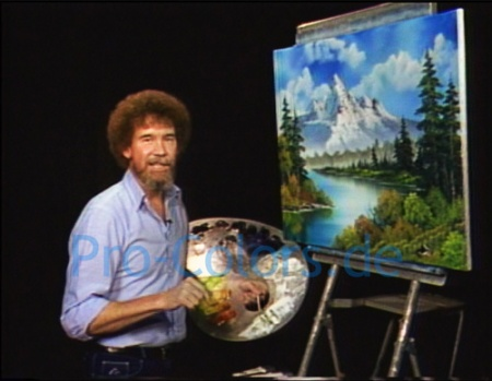 Amazon Com Bob Ross 16 Piece Master Paint Set