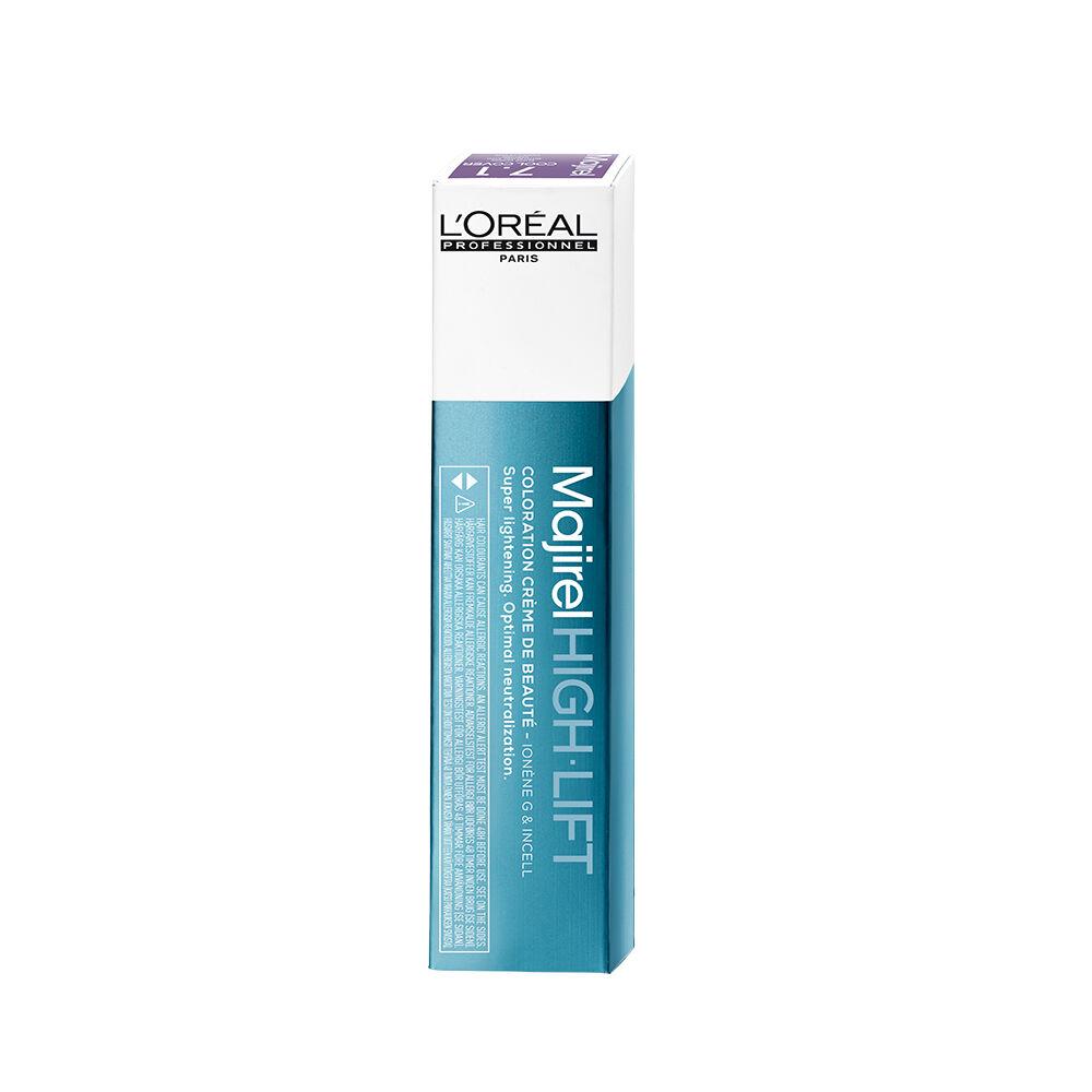 L Oreal Majirel High Lift Coloration Creme Super Eclaircissante 50ml Produits Professionnels Pro Duo