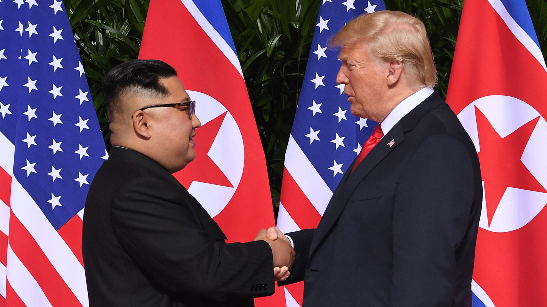 Histórico acuerdo de impacto mundial / EE.UU. - Corea del Norte