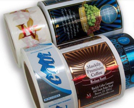Las Vegas Custom Labels and Decals