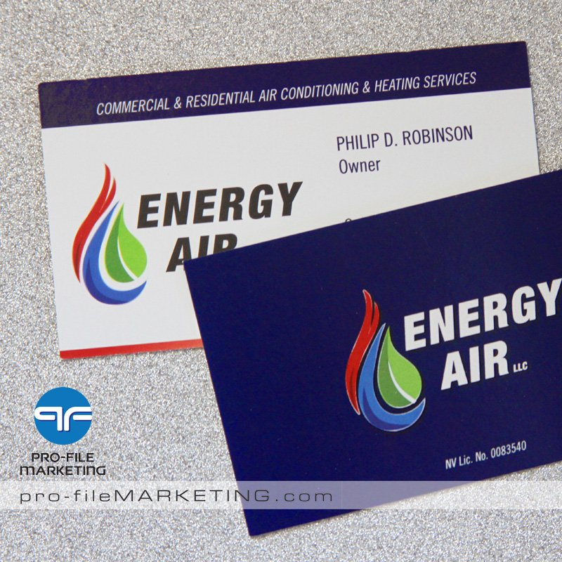 Las Vegas Business Card Printing And Custom Design Pro File Marketing