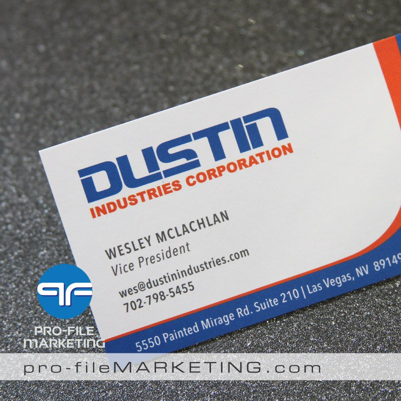 las vegas business card design - Business Cards Las Vegas