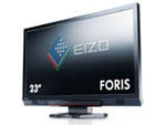 gaming monitor test 2014 eizo fs2333-bk