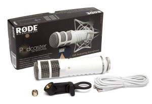 rode-podcaster usb mikrofon