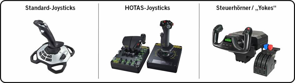 bester gaming joystick test