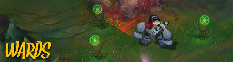 league of legends tipps wards
