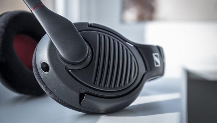 sennheiser pc 373d headset test