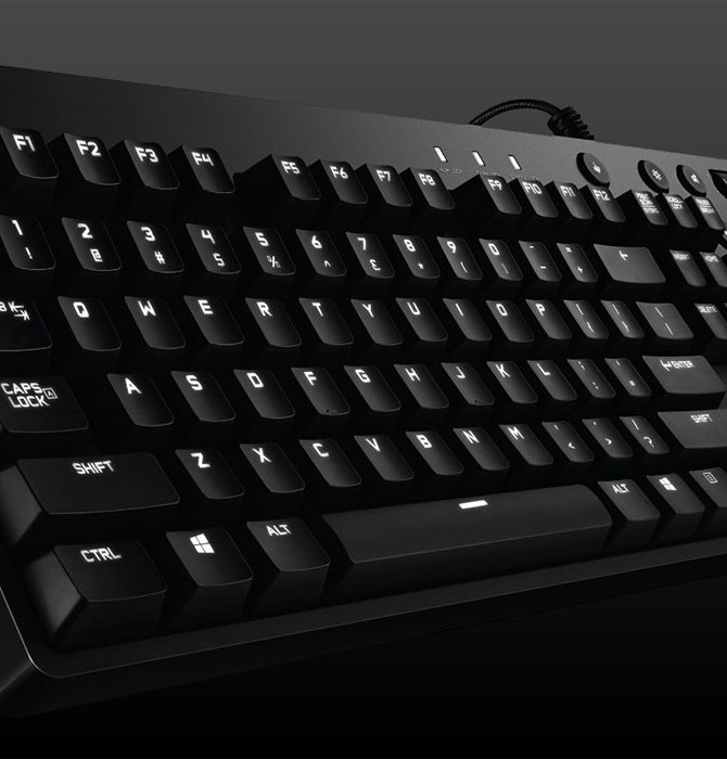 logitech g610 test header