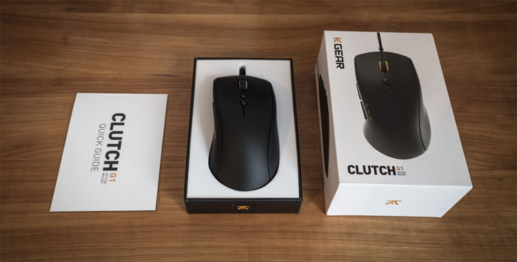 fnatic clutch test unboxing