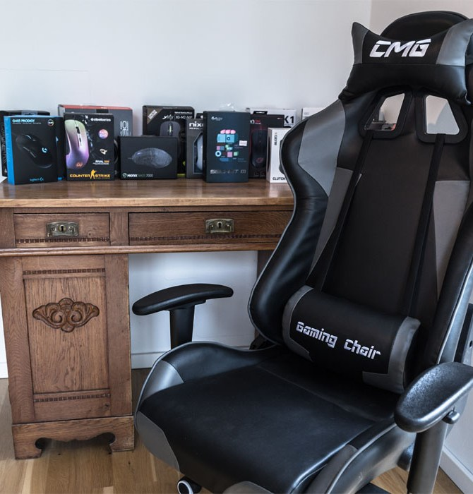 cmg gamer chair header