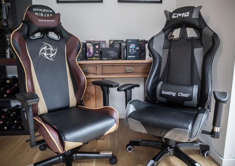 gamer chairs vergleich