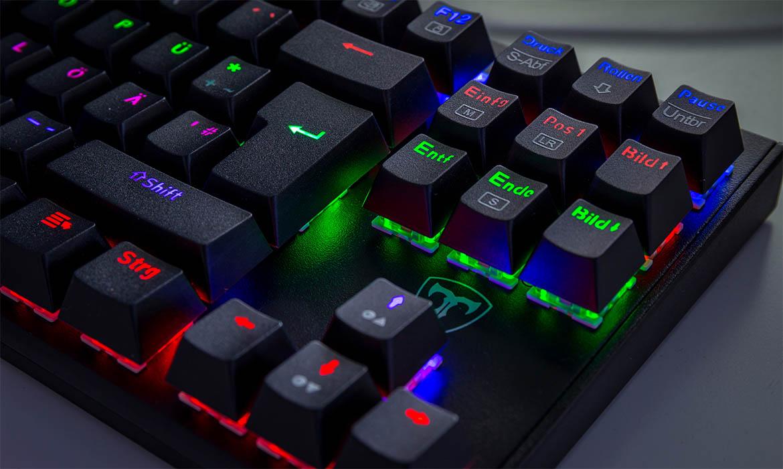 VicTsing Tastatur Test | Pro-Gamer-Gear