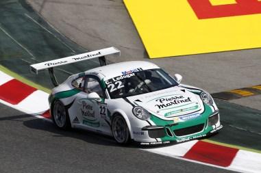 Porsche Mobil 1 Supercup Barcelona 2015