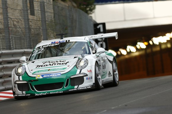 Porsche Mobil 1 Supercup Monaco 2015