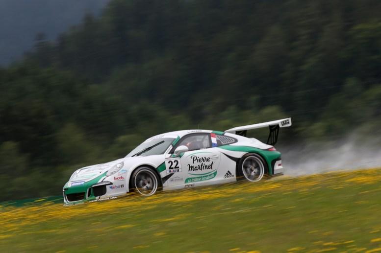 Porsche Mobil 1 Supercup Spielberg 2015