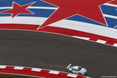 Porsche Mobil 1 Supercup Austin 2015 Come Ledogar (F)