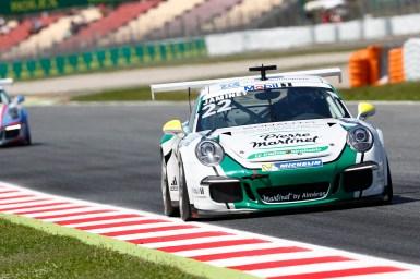 Porsche Mobil 1 Supercup Barcelona 2016 Mathieu Jaminet (F)