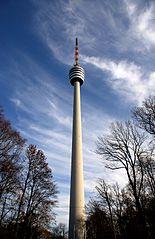 Fernsehturm Stuttgart (cc) Wladislaw