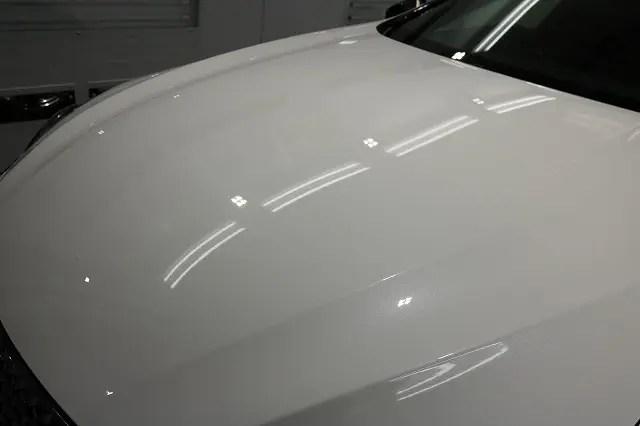 レクサス LC500 ガラスコーティング