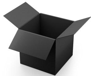 Black box - aviation