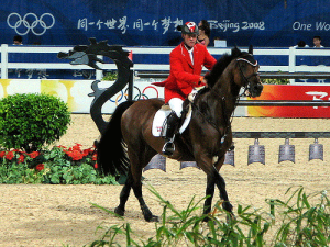 Dangerous Olympic Sports - Equestrian at the Olympics