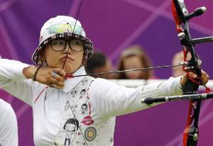 Dangerous Olympic Sports - Archery