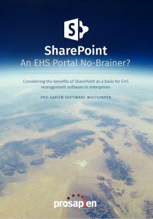 SharePoint: An EHS Portal No-Brainer?