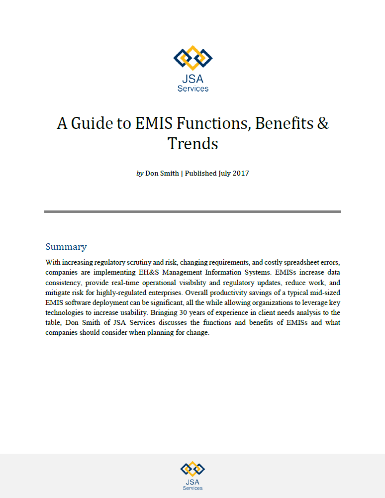 A Guide to EMIS Functions, Benefits & Trends