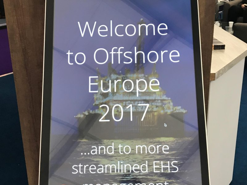 Safety Takeaways From Offshore Europe 2017