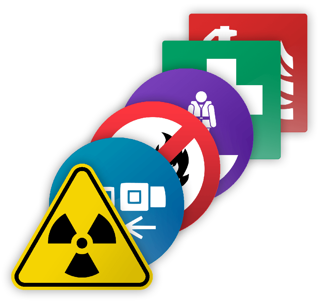 Health and Safety Icons Pack Preview
