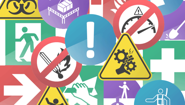 Health & Safety Icons Pack