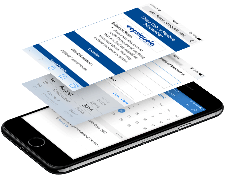 EHS Software Mobile Forms