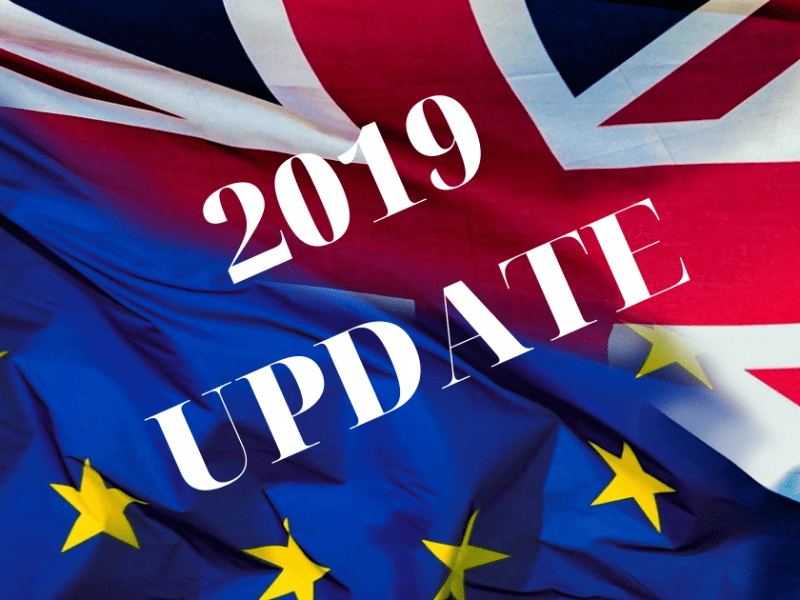 Health and Safety Brexit Predictions for 2019