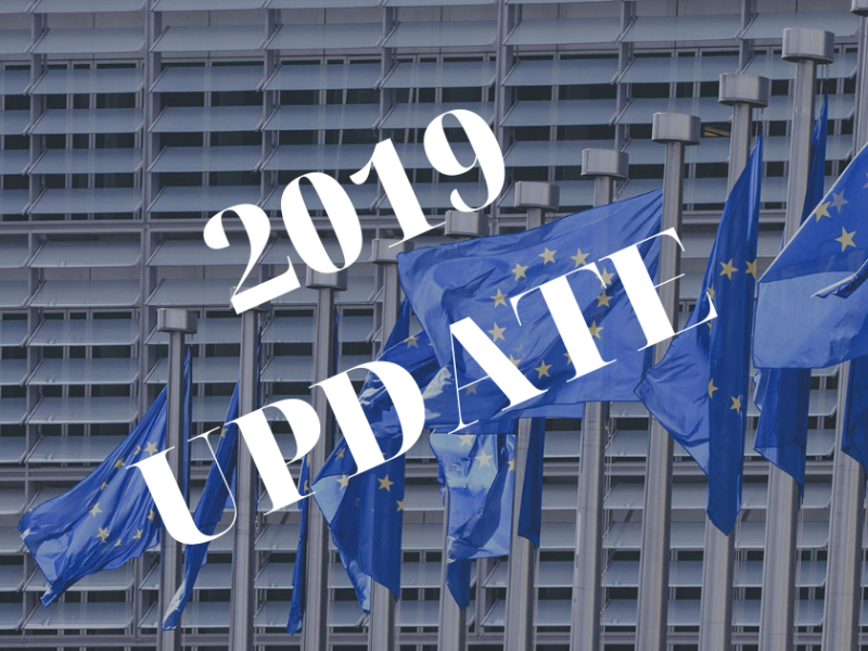 GDPR and Health and Safety: 2019 Update