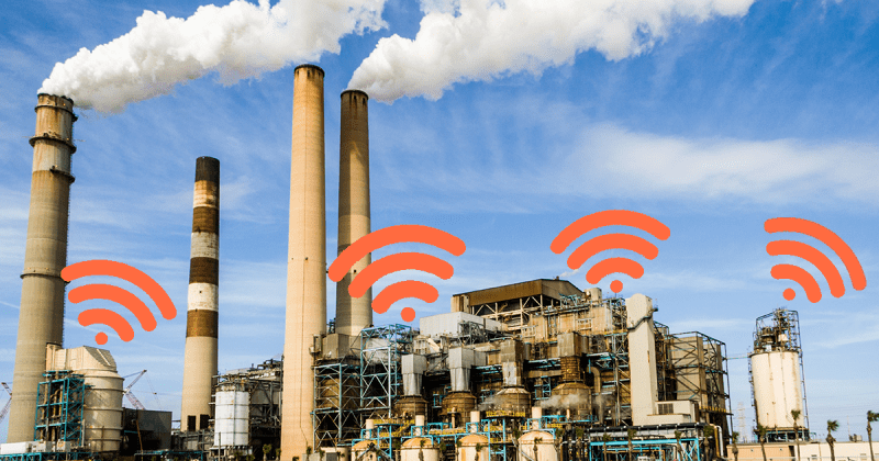Find out how an IIoT connected workplace helps improve EHS functions.