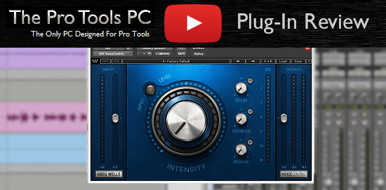 first look at waves greg wells signature voice centric plugin the pro tools pc. Black Bedroom Furniture Sets. Home Design Ideas