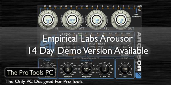 Empirical Labs Arousor Demo